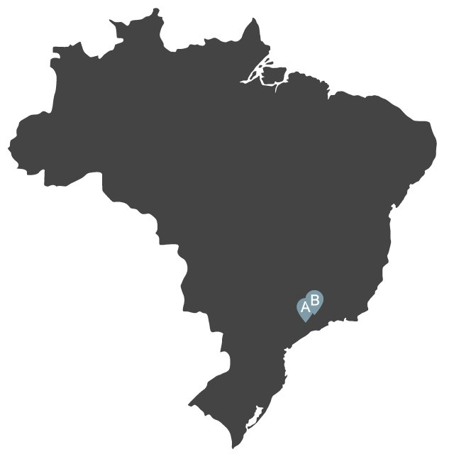 South America Locations