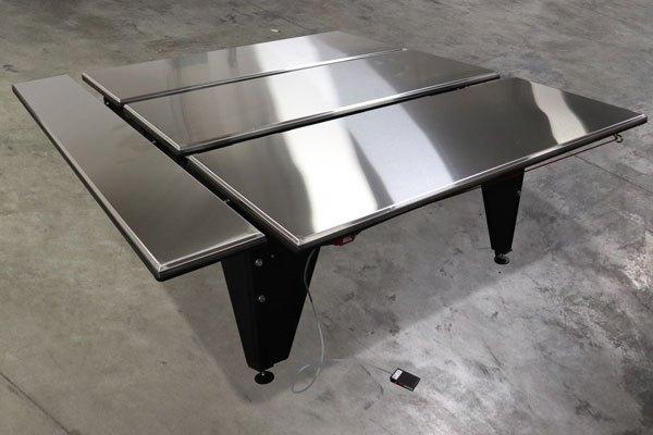 PFT65-80/PFT80-80 Flip Tables