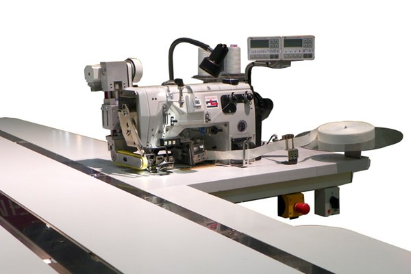 NC-1001 Binding Machine with Belt Table