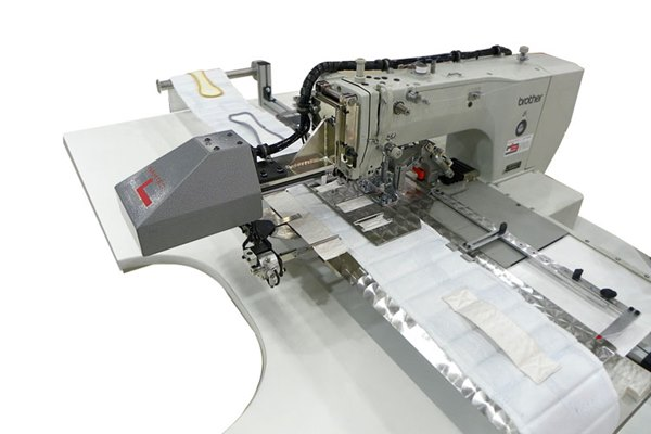NC2080 Automated Handle Machine