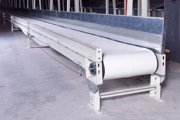 On-Edge Belt Conveyor (OEBC)